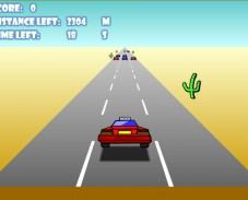 Игра Бешеный таксист онлайн