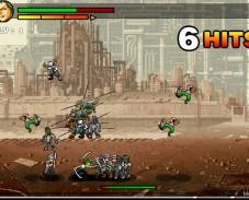 Игра Бойцы из Комиксов онлайн