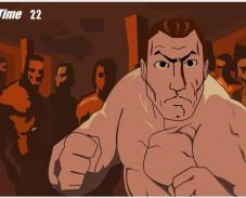 Игра Бокс без правил онлайн
