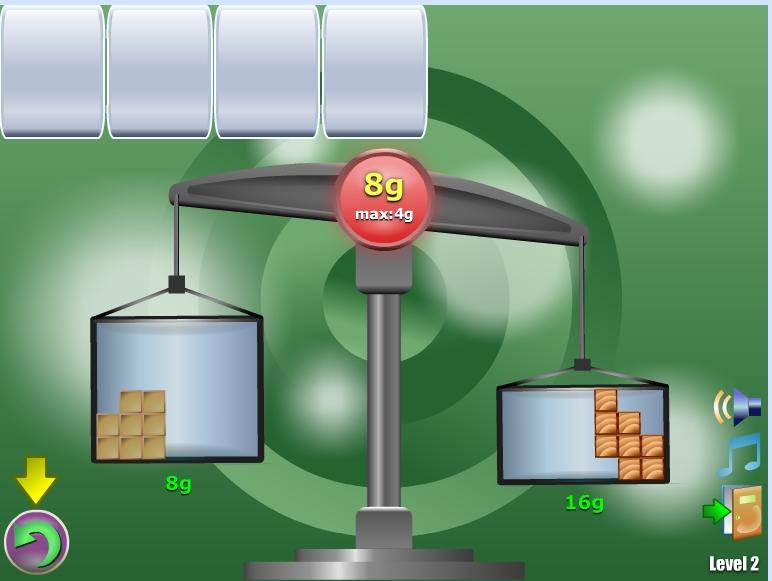 Игра Весы онлайн