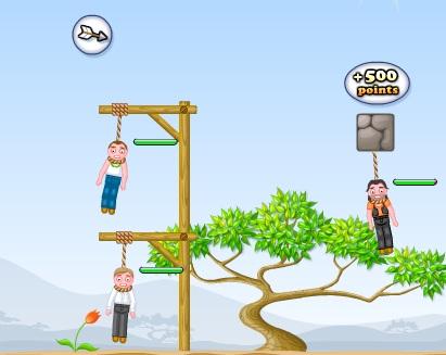 Игра Виселица 2 спаси человечков онлайн