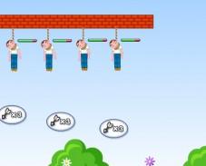 Игра Виселица спаси человечков онлайн
