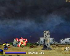 Игра Война Роботов онлайн