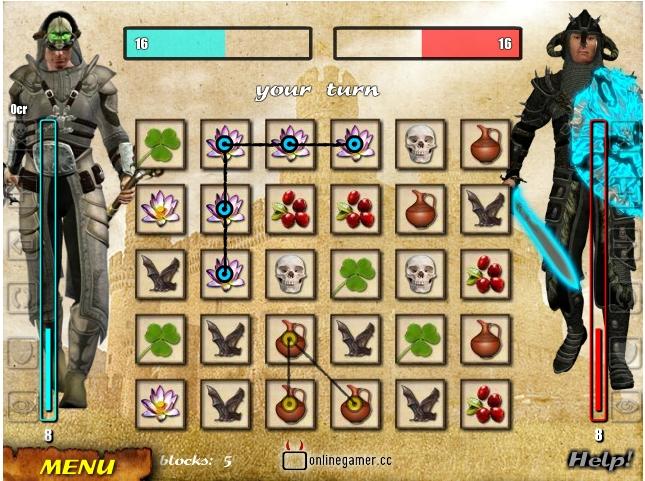 Игра Война магов онлайн