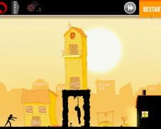 Игра Восстание зомби онлайн