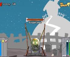 Игра Голова зомби онлайн