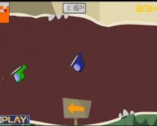 Игра Гонки на вертолетах онлайн