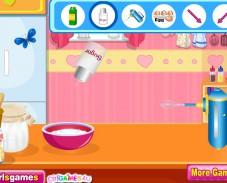Игра Готовим мороженное онлайн