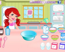 Игра Готовим печенье онлайн