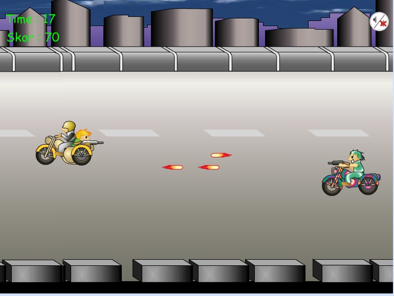 Игра Дорожные войны онлайн