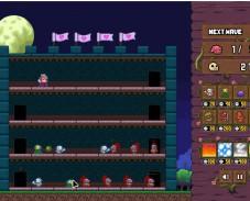 Игра Замок монстров онлайн