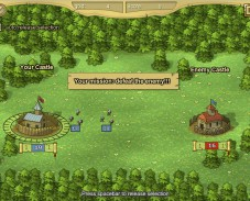 Игра Захват замка онлайн