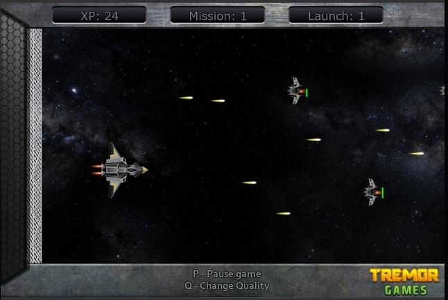 Игра Защита Космоса онлайн