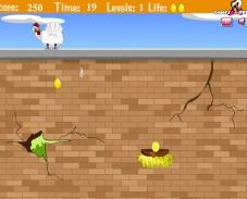 Игра Золотые яйца онлайн