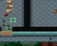 Игра Зомби в офисе онлайн