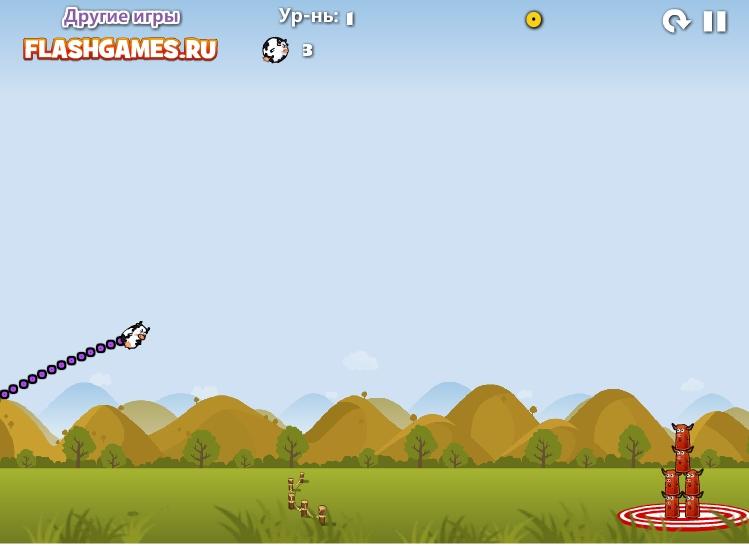 Игра Коровы против быков онлайн
