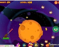 Игра Космические птицы онлайн
