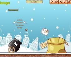 Игра Кот в мешке онлайн