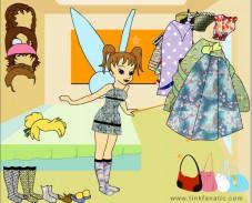 Игра Маленькая фея онлайн