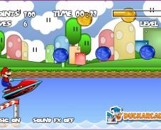 Игра Марио на Скутере онлайн