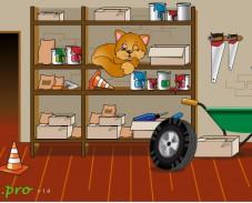 Игра Мышки кошки онлайн