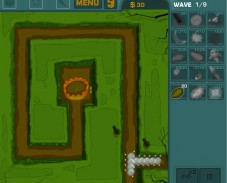 Игра Нападение жуков онлайн
