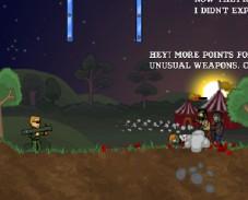 Игра Нашествие зомби 3 онлайн