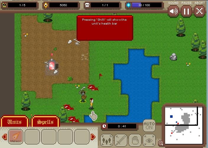 Игра Некронатор онлайн