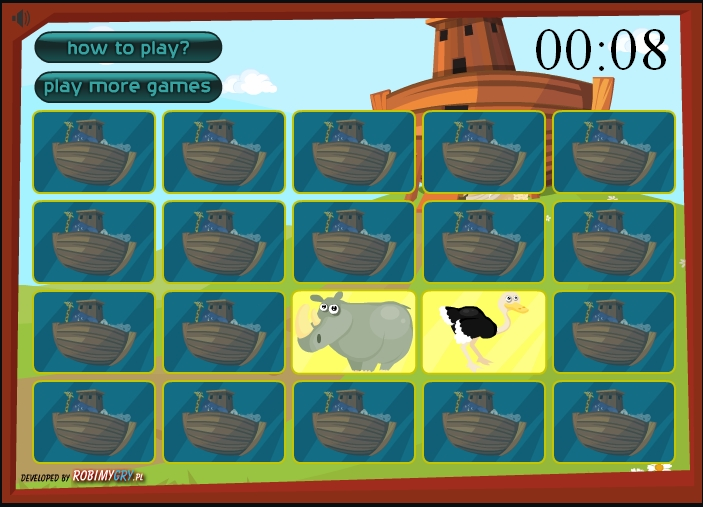 Игра Ноев Ковчег онлайн