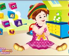 Игра Одеть малыша онлайн