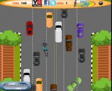 Игра Парковка мотоцикла онлайн