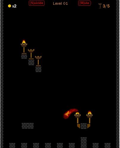 Игра Поджигатель онлайн