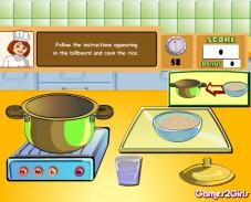 Игра Приготовление суши онлайн