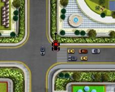 Игра Регулировка светофора онлайн