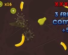 Игра Режем фрукты онлайн