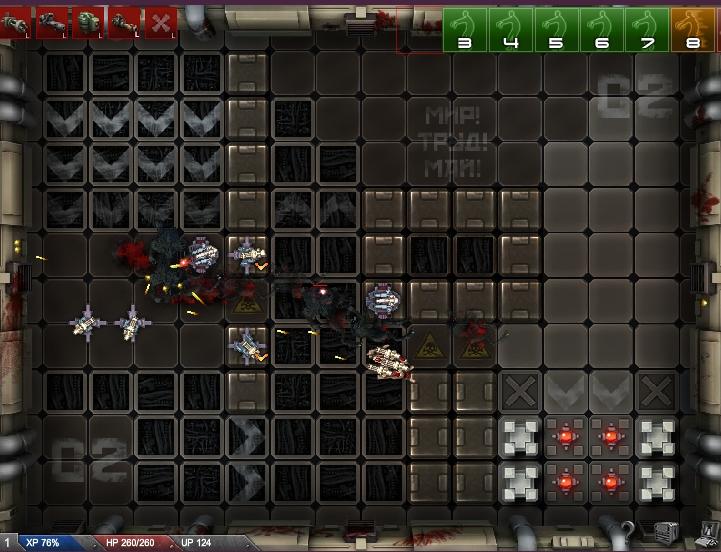 Игра Роботы против зомби онлайн