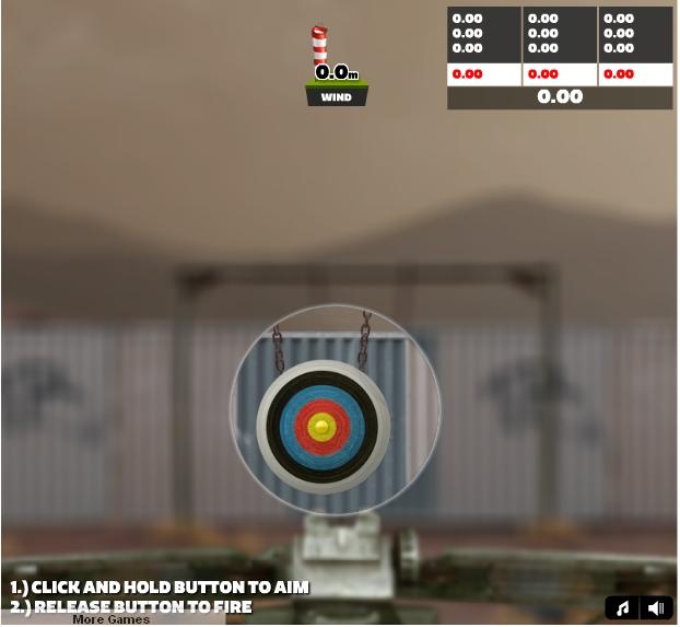 Игра Стрельба из арбалета онлайн
