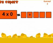 Игра Таблица умножения онлайн