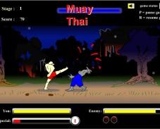 Игра Тайский Бокс онлайн