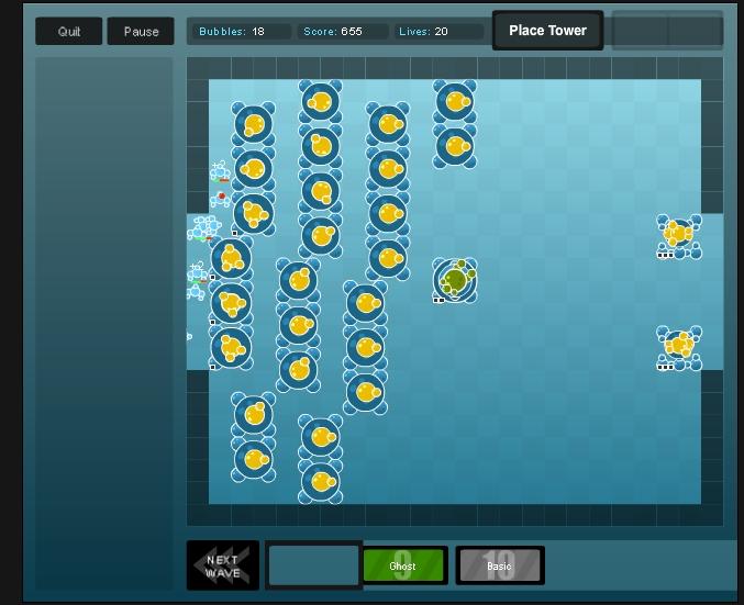 Игра Танковая Оборона онлайн