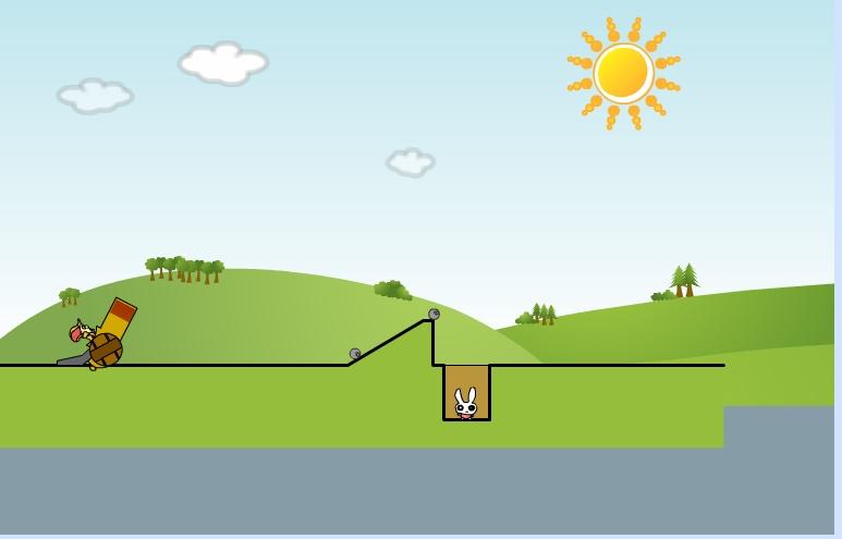 Игра Убей кролика онлайн
