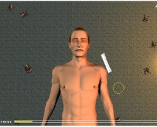 Игра Убей таракана онлайн