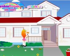 Игра Уборка в школе онлайн