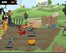 Игра Уничтожитель зомби онлайн