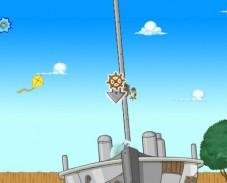 Игра Финес и Ферб Магнитный круиз онлайн