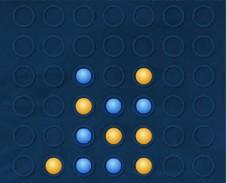 Игра Четыре в ряд онлайн