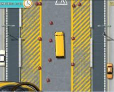 Игра Школьный автобус онлайн