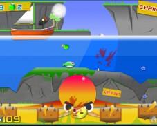 Игра Boom Boom Fishing онлайн