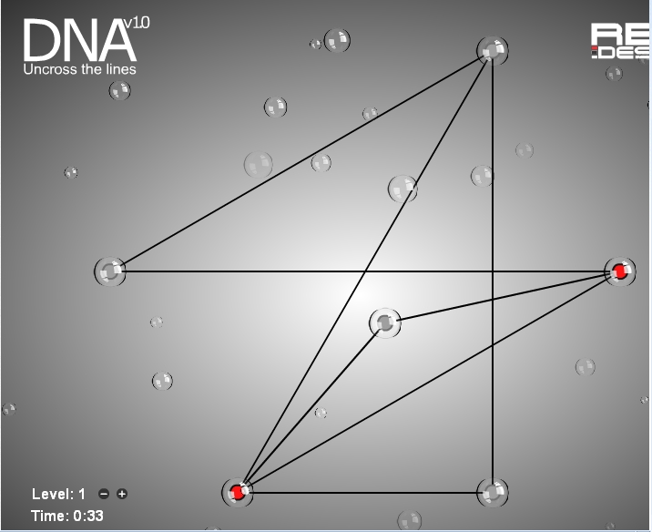 Игра DNA онлайн