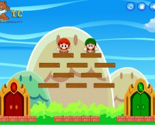 Игра Go Home Mario онлайн